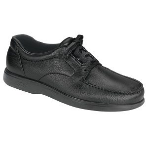 men's lace up comfort shoe