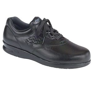 women's lace up walkig shoe