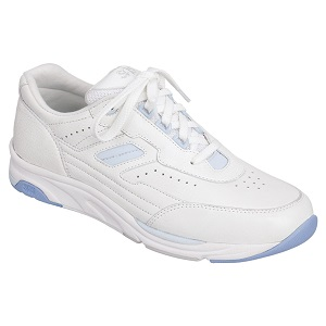 women's white active shoe