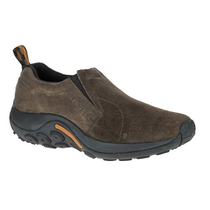 Men's lug sole moccasin