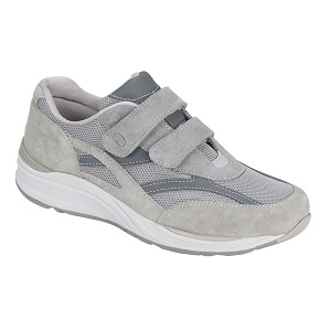 hook and loop men's active shoe