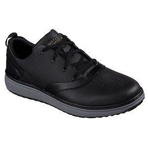 men's slip resist work shoe