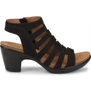 women's caged look sandal