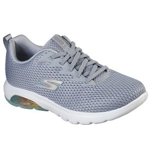 women's grey walking shoe