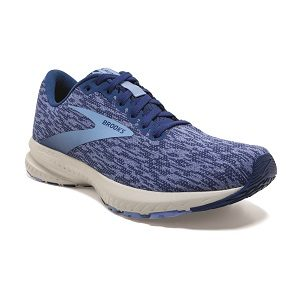 women's cornflower blue running shoe