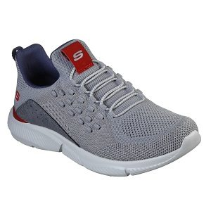 Men's grey comfort sneaker