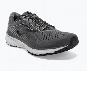 Men's Ghost 12 grey athletic shoe