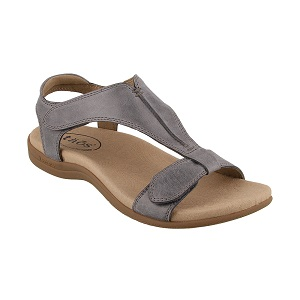 premium Italian leather women's sandal