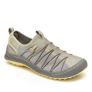 women's light grey outdoor adventure shoe