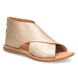 women's full coverage sandal