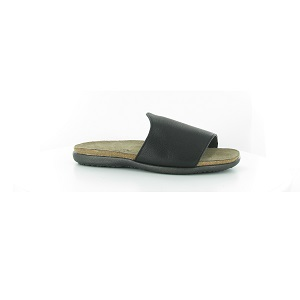 women's cork footbed slide sandal
