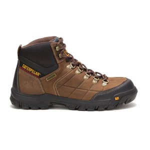 Men's lace up work boot